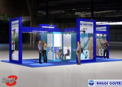 STAND VIRTUAL RIEGOS COSTA