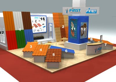 STAND VIRTUAL FIRST