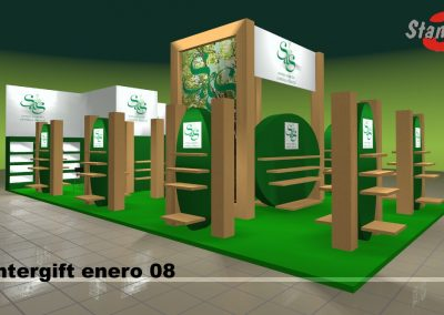 STAND VIRTUAL LABORATORIOS SYS