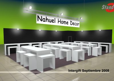 STAND VIRTUAL NAHUEL HOME DECOR