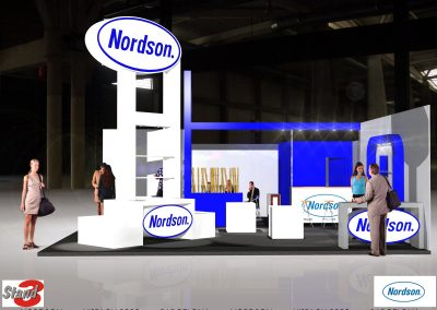 STAND VIRTUAL NORDSON